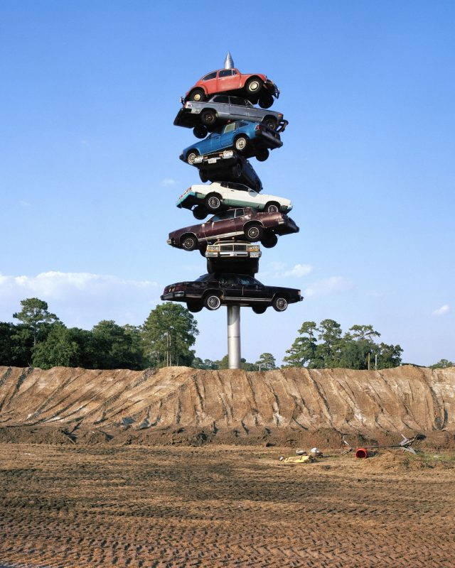 Car Culture Totem ©David Welch copy