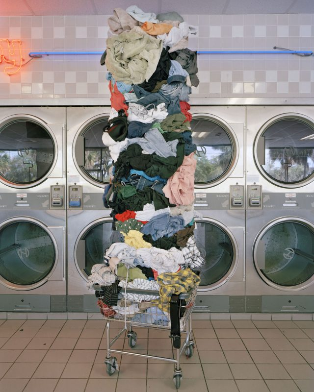 Laundry Totem ©David Welch copy